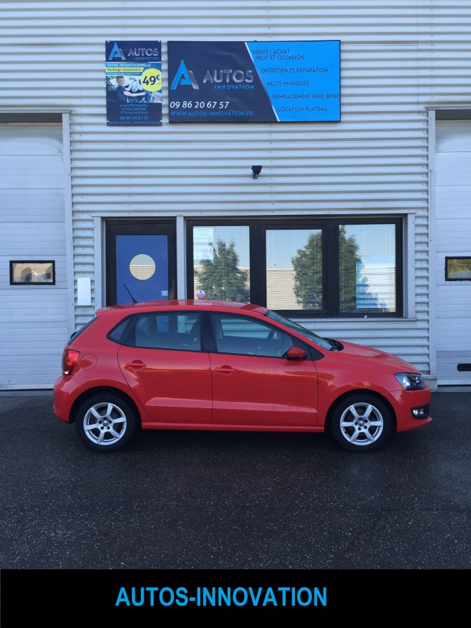 Polo 1 4 essence 85 cv finition confortline v hicule d for Garage volkswagen saverne