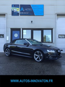 AUDI A5 CABRIOLET S LINE 3.0 TDI