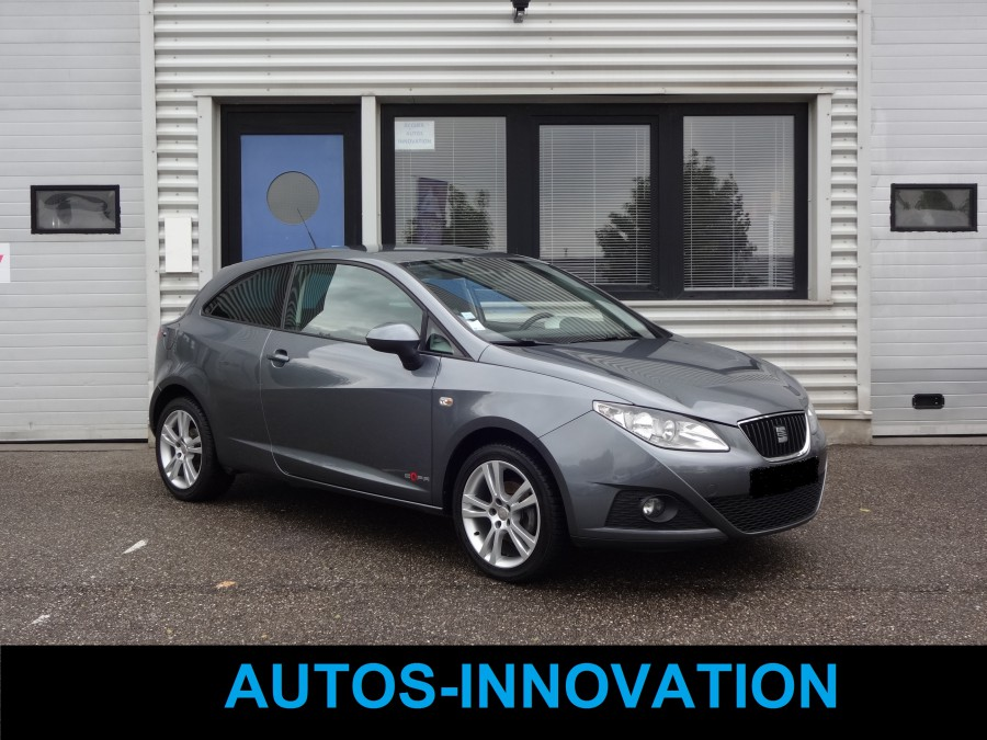 seat ibiza 1 6 tdi 90ch finition style copa v hicule d 39 occasion saverne. Black Bedroom Furniture Sets. Home Design Ideas
