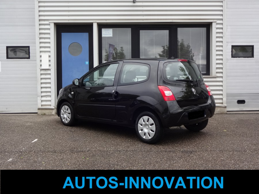 renault twingo ii 1 2 60ch finition authentique