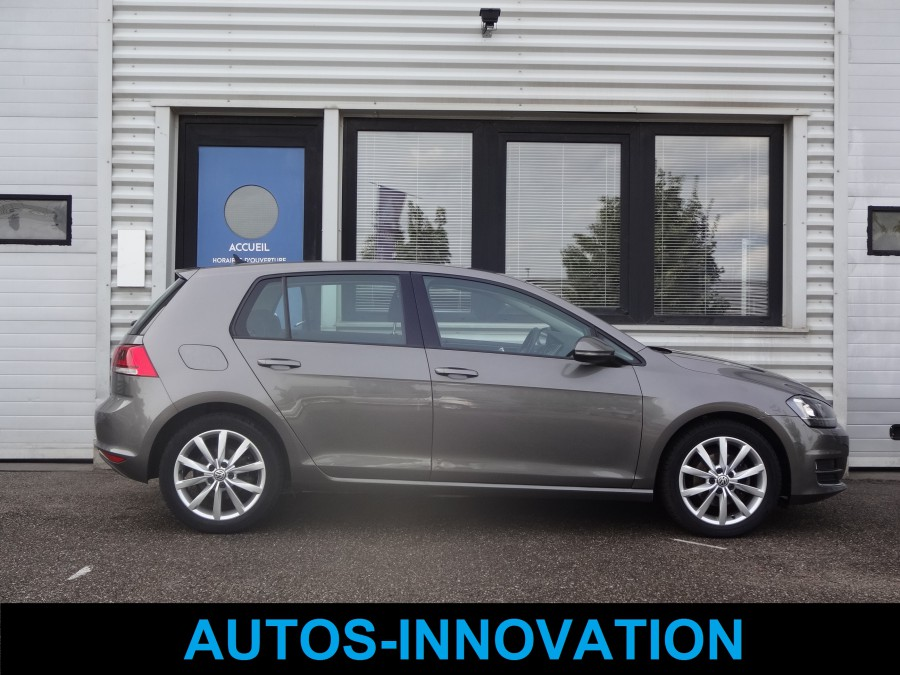 Volkswagen golf 7 1 4 tsi 122ch finition highline for Garage volkswagen saverne