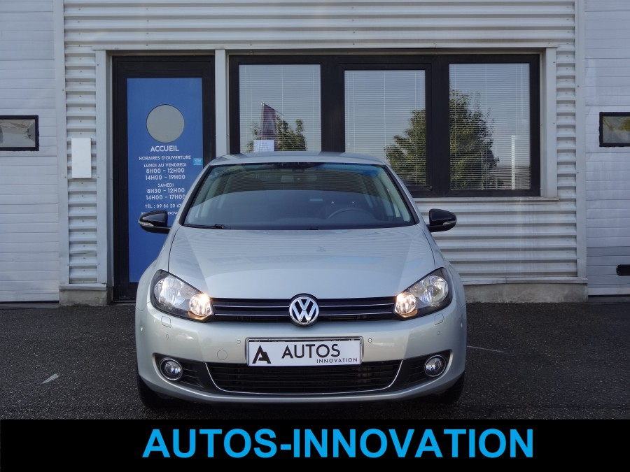 Volkswagen golf 6 1 4 tsi 122ch finition style v hicule for Garage volkswagen saverne