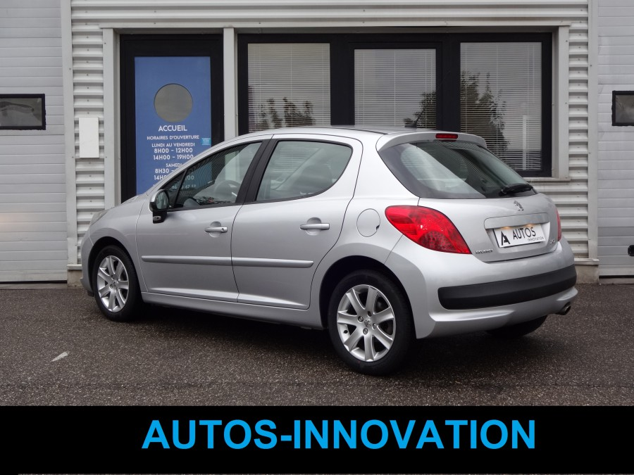 peugeot 207 1 6 hdi 90ch finition sport pack