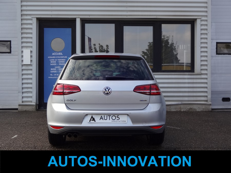 Volkswagen golf 7 2l tdi 150ch finition confortline for Garage volkswagen saverne