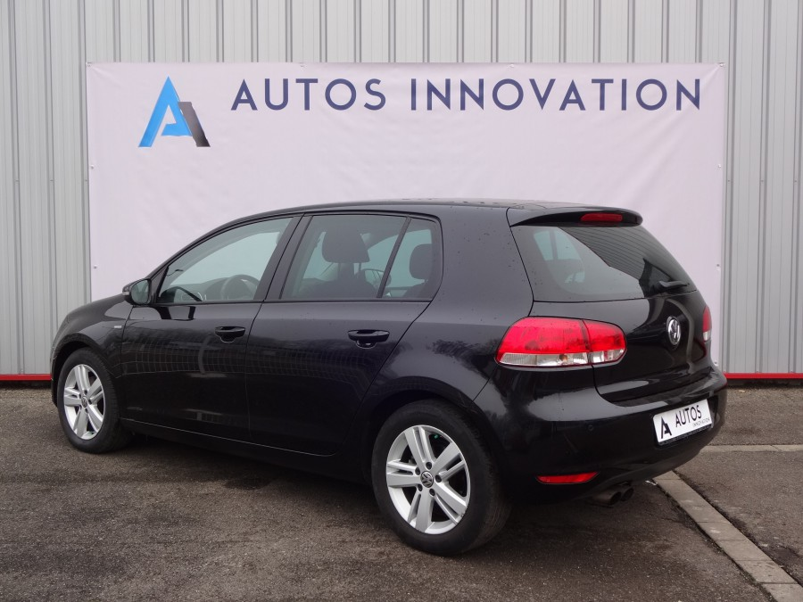 volkswagen golf 6 1 4 tsi 122 finition match