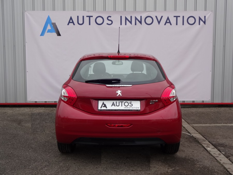 peugeot 208 1 6 e-hdi 92 finition allure