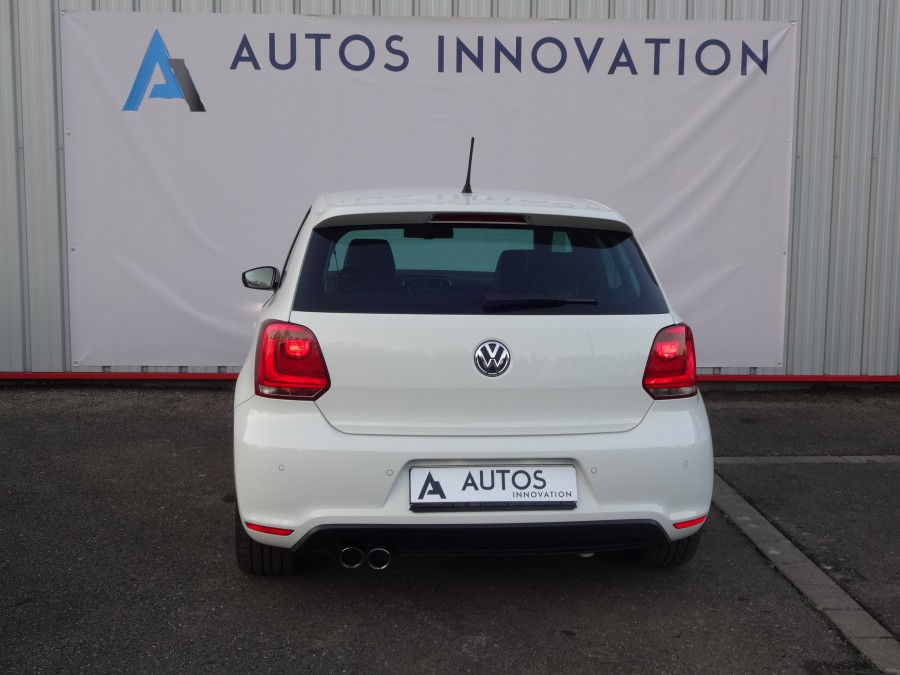 Volkswagen polo gti 1 4 tsi 180 dsg7 v hicule d 39 occasion for Garage volkswagen saverne