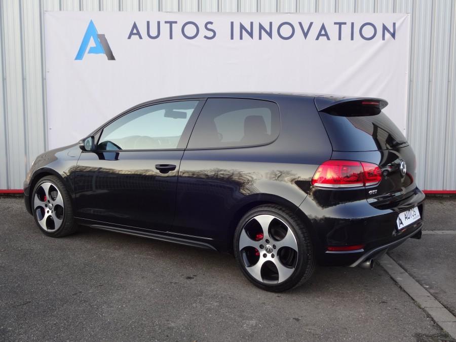 Volkswagen golf 6 gti 2l tsi 210cv v hicule d 39 occasion for Garage volkswagen saverne