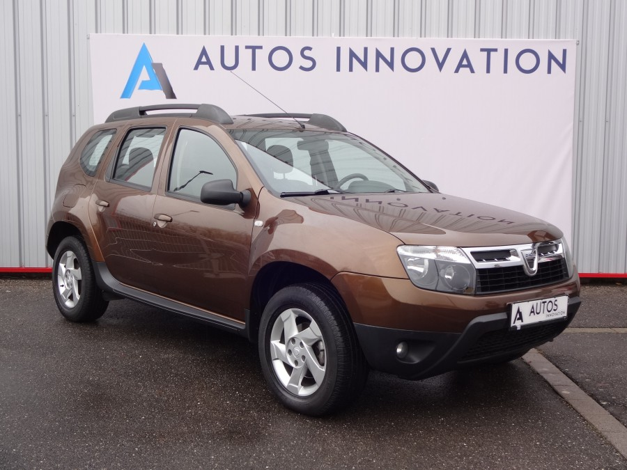 dacia duster 4x4 1 5 dci 110 finition laureate