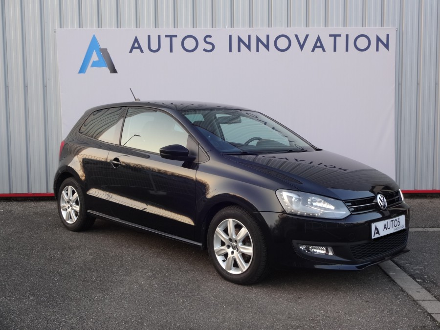 Volkswagen polo 1 2 tsi 105ch finition highline v hicule for Garage volkswagen saverne