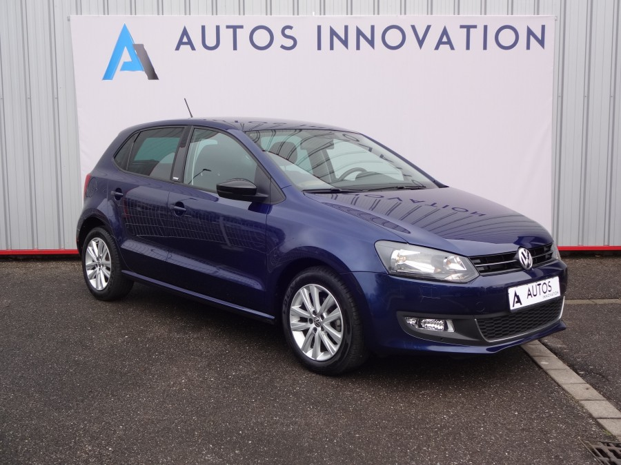 volkswagen polo 1 2 tsi 90ch finition style v hicule d 39 occasion saverne. Black Bedroom Furniture Sets. Home Design Ideas