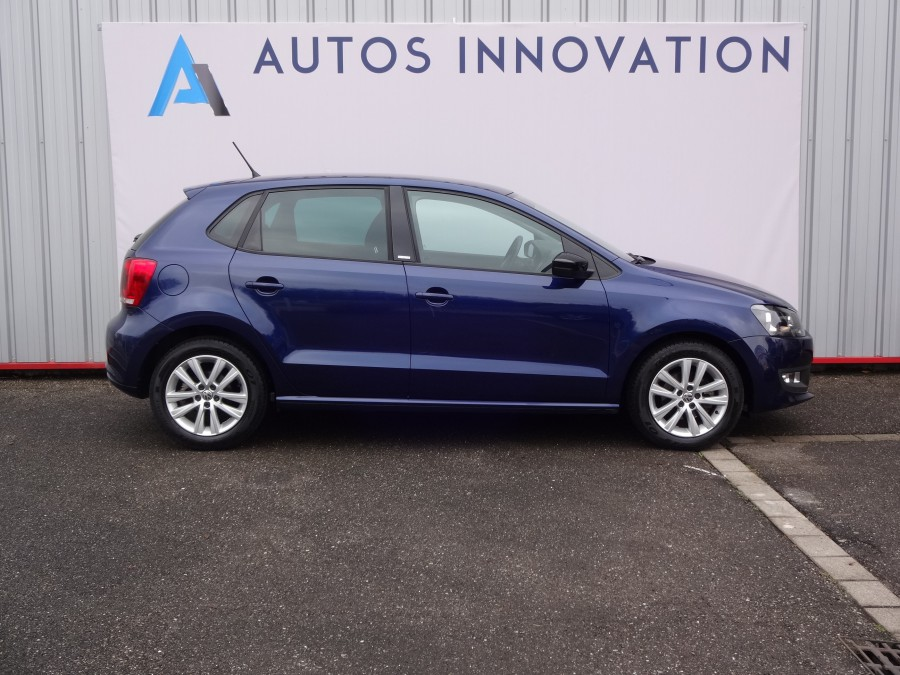 volkswagen polo 1 2 tsi 90ch finition style