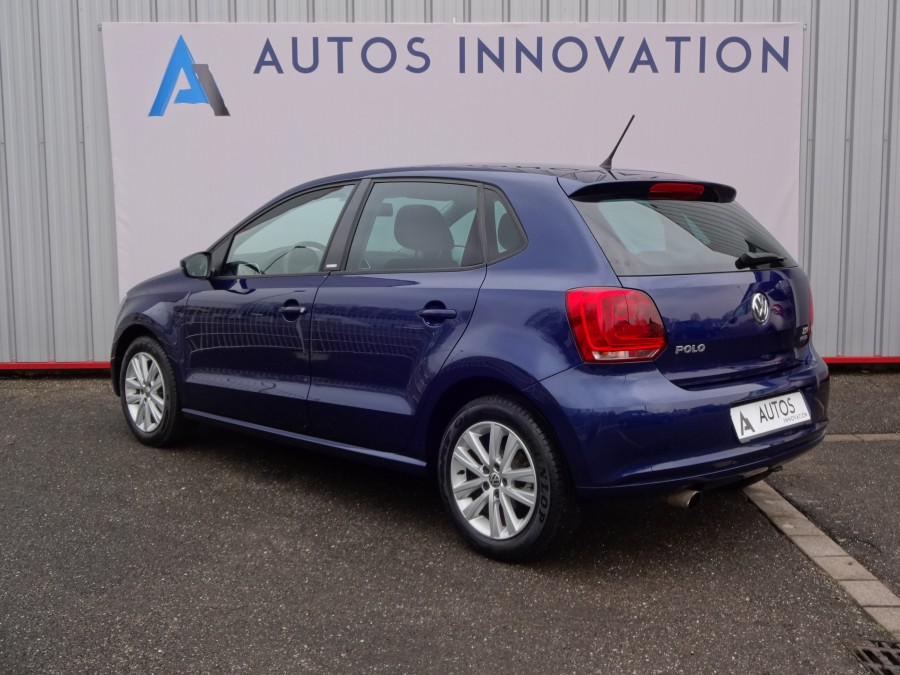 Volkswagen polo 1 2 tsi 90ch finition style v hicule d for Garage volkswagen saverne