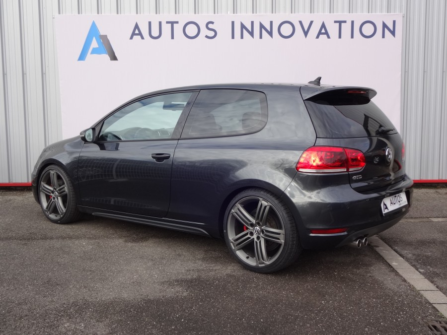 Volkswagen golf 6 2l tdi 170ch finition gtd v hicule d for Garage volkswagen saverne