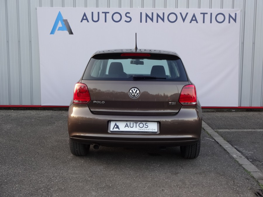 Volkswagen polo 1 2 tsi 105 finition highline v hicule d for Garage volkswagen saverne