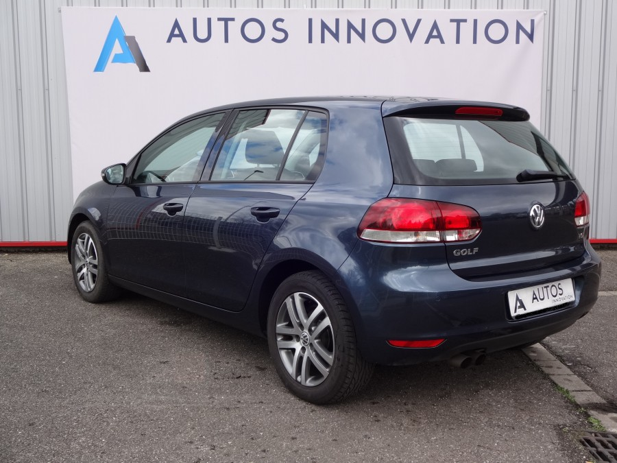 volkswagen golf 6 1 4 tsi 122ch finition highline