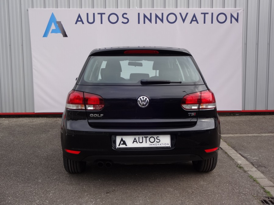 Volkswagen golf 6 1 4 tsi 122 finition highline v hicule for Garage volkswagen saverne