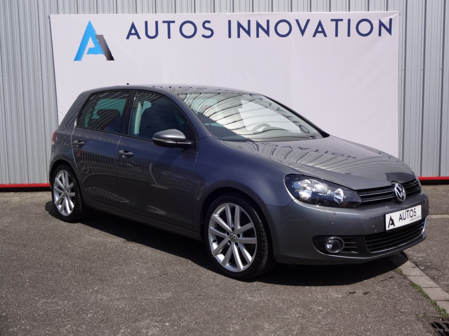 volkswagen golf 6 1 4 tsi 160 finition highline v hicule d 39 occasion saverne