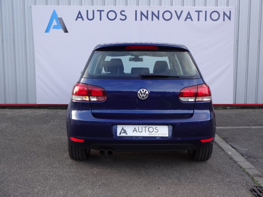 Volkswagen golf 6 1 4 tsi 160 finition highline v hicule for Garage volkswagen saverne