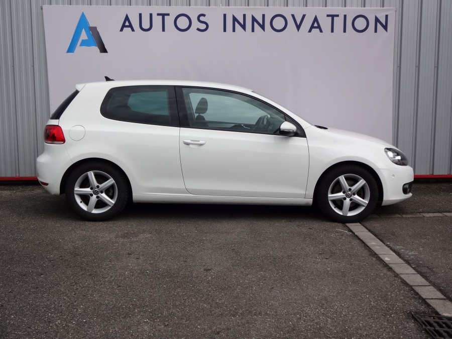 Volkswagen golf 6 1 4 tsi 122 finition team v hicule d for Garage volkswagen saverne