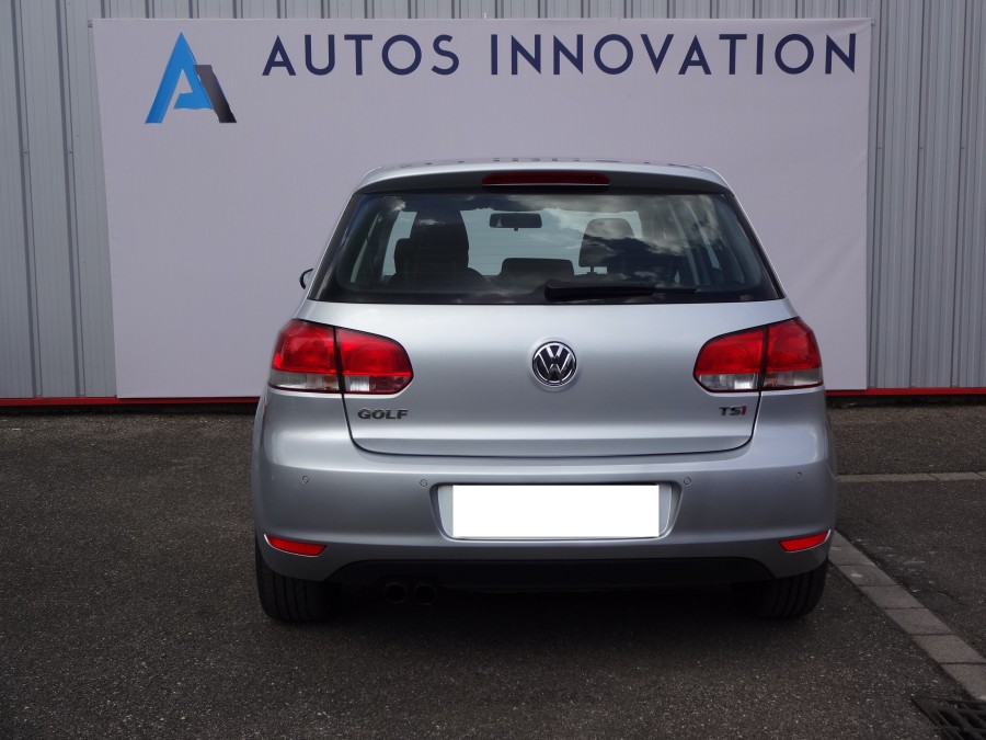 volkswagen golf 6 1 4 tsi 122 finition confortline