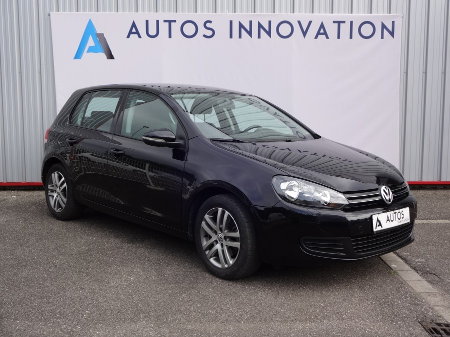 Volkswagen golf 6 1 4 tsi 122 finition confortline for Garage volkswagen saverne