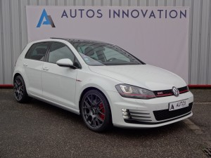 VOLKSWAGEN GOLF 7 2L TSI 230 GTI PERFORMANCE