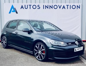 VOLKSWAGEN GOLF 7 2L TDI 184 FINITION GTD