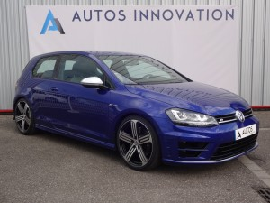 VOLKSWAGEN GOLF 7 R 2L TSI 300 4MOTION