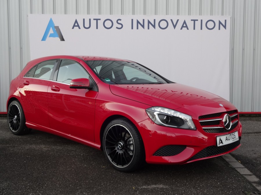 mercedes classe a 200 cdi 136 finition inspiration