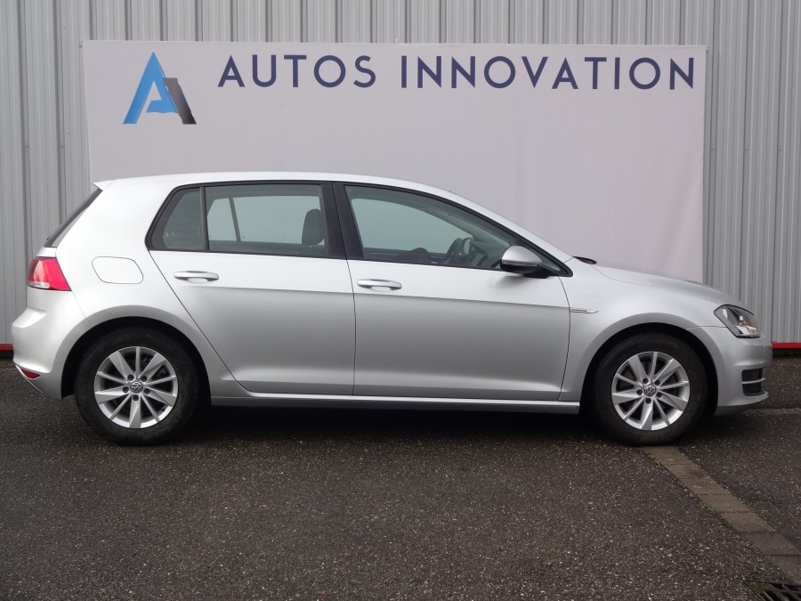 Volkswagen golf 7 1 6 tdi 110 finition trendline for Garage volkswagen saverne