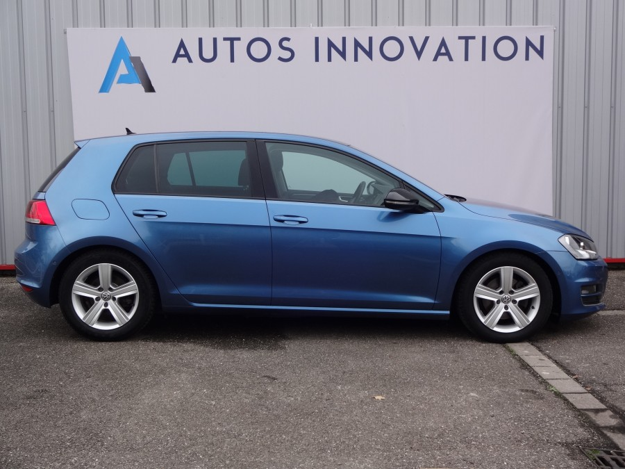 volkswagen golf 7 1 4 tsi 140 finition confortline