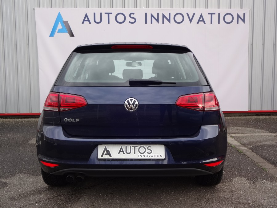 Volkswagen golf 7 1 4 tsi 140 highline v hicule d for Garage volkswagen saverne