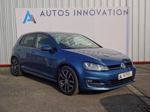 VOLKSWAGEN GOLF 7 1.4 TSI 122 HIGHLINE GPS