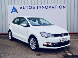 VOLKSWAGEN POLO 1.2 TSI 90 FINITION HIGHLINE
