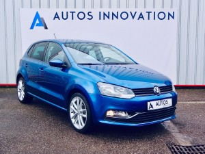 VOLKSWAGEN POLO 1.2 TSI 90 HIGHLINE