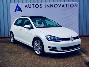 VOLKSWAGEN GOLF 7 1.4 TSI 140 HIGHLINE