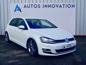 VOLKSWAGEN GOLF 7 1.4 TSI 150 HIGHLINE PACK INTERIEUR R-LINE