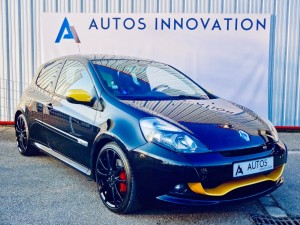 RENAULT CLIO 2.0 16V 203 CH RED BULL RACING RB7 N°275