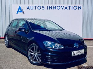 VOLKSWAGEN GOLF 7 1.4 TSI 122 CUP PACK R-LINE EXTERIEUR