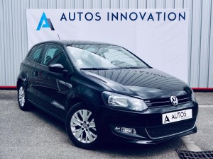 VOLKSWAGEN POLO 1.2 TSI 60 FINITION LIFE