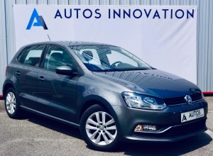 VOLKSWAGEN POLO 1.2 TSI 90 FINITION CONFORTLINE