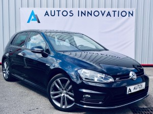 VOLKSWAGEN GOLF 7 1.4 TSI 122 CUP PACK EXT R-LINE