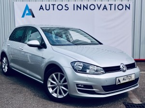 VOLKSWAGEN GOLF 7 1.4 TSI 125 LOUNGE