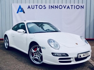 PORSCHE 911 997 CARRERA 4S 3.8L 355CH PACK CHRONO SPORT PLUS