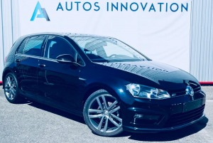 VOLKSWAGEN GOLF 7 1.4 TSI 122 CUP PACK EXTERIEUR R-LINE