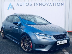 SEAT LEON 2L TSI 290 CUPRA PACK PERFORMANCE