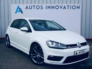 VOLKSWAGEN GOLF 7 1.4 TSI 125 CUP PACK EXTERIEUR R-LINE