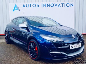 RENAULT MEGANE RS 2L 265 RED BULL (RB8) NUMERO 692
