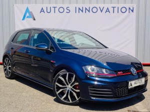 VOLKSWAGEN GOLF 7 GTI PERFORMANCE 2L TSI 230